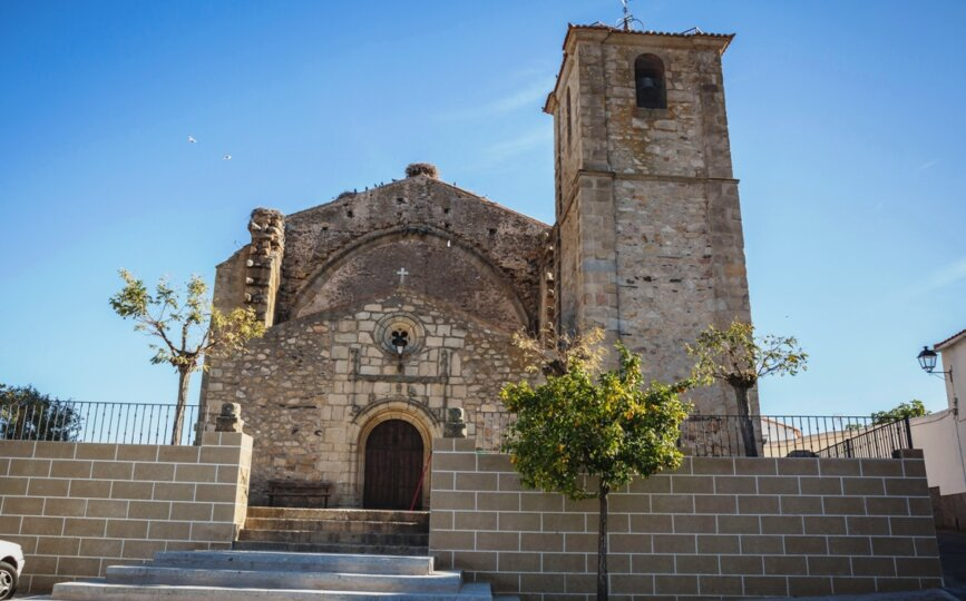 Iglesia de Santa María de Gracia - Mata de Alcántara