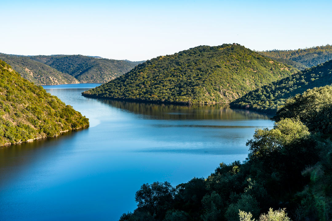 Río Tajo - Herrera de Alcántara