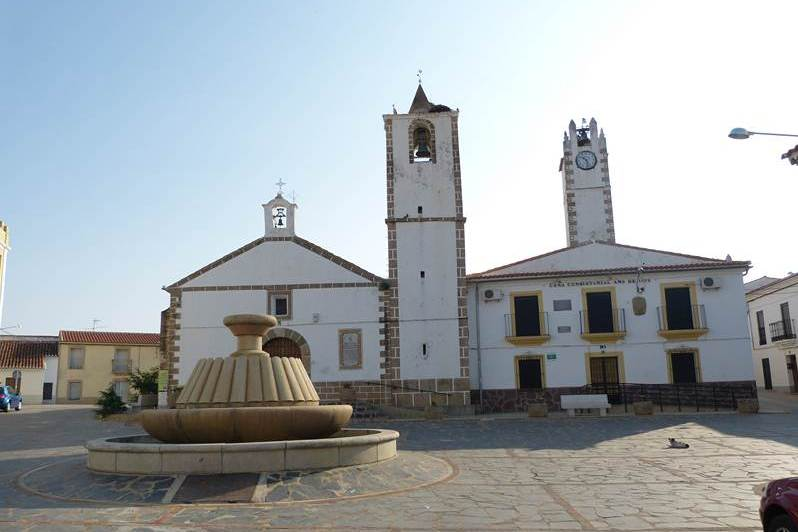 Plaza de España - Herreruela