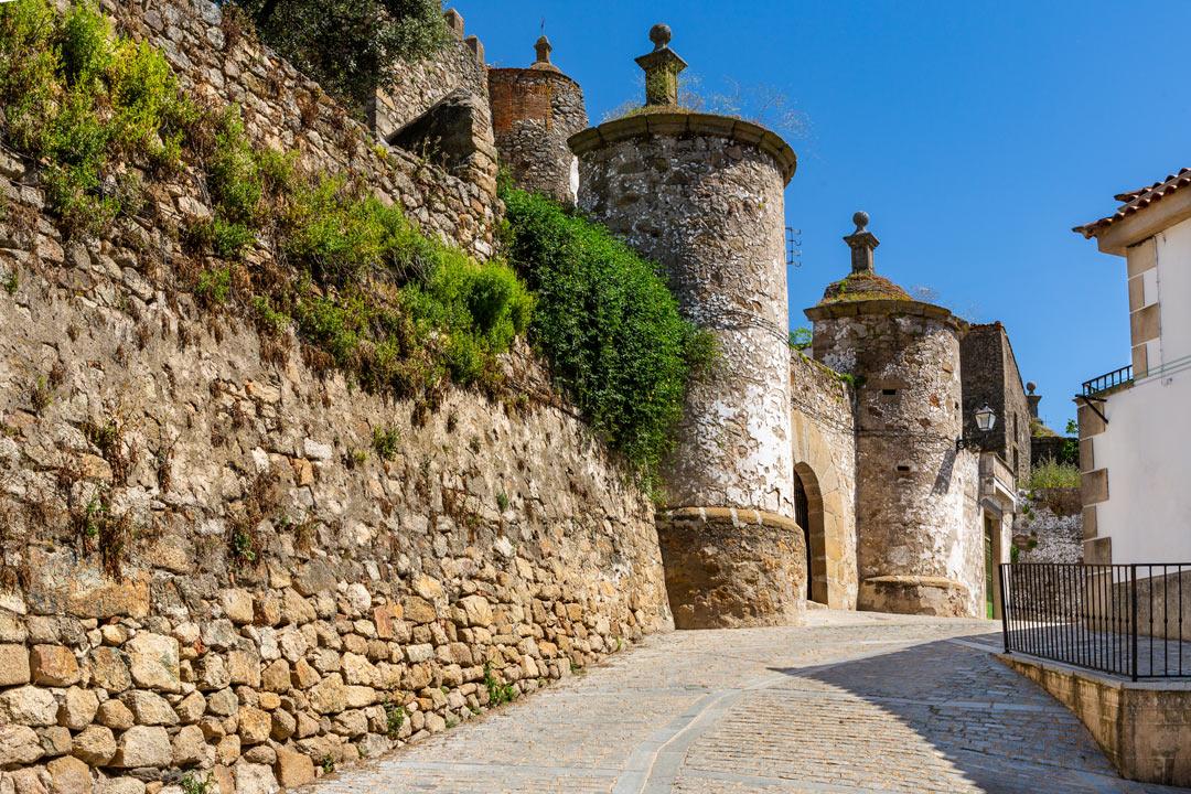 Castillo de Brozas