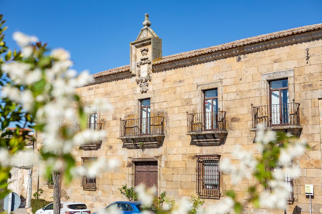 Palacio de los Bravo - Brozas