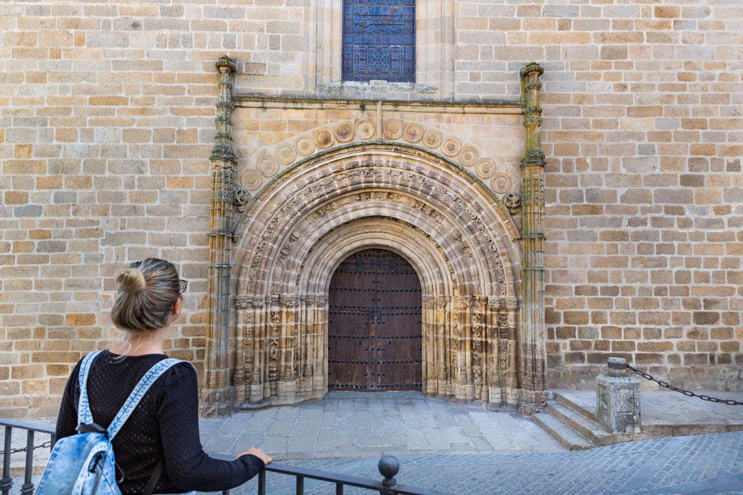 Iglesia de Santa María la Mayor - Brozas