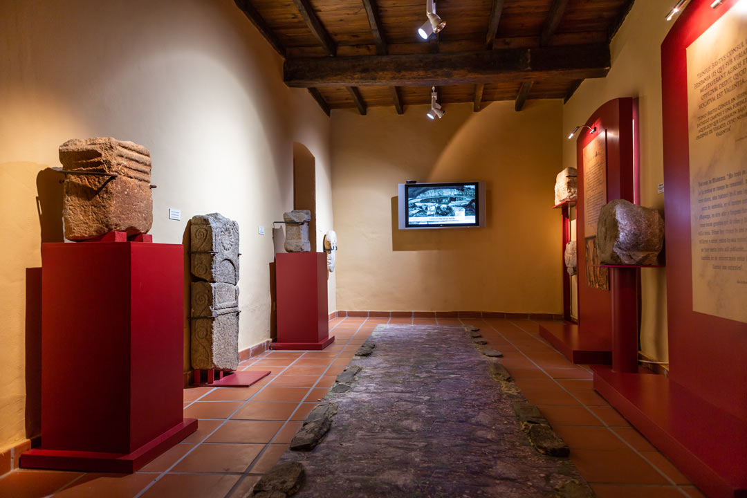 Centro de Visitantes de Valencia del Alcántara