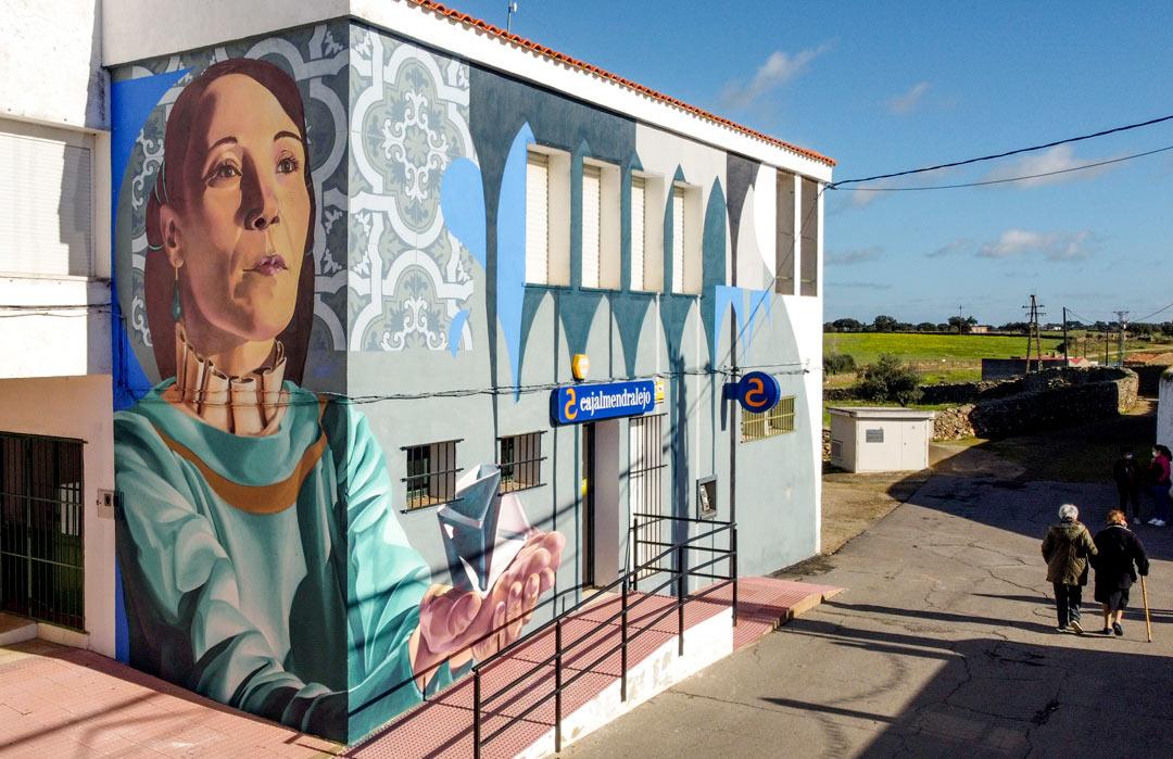 Murales Herreruela