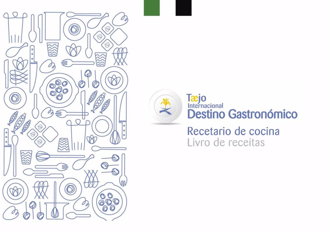 Recetario de cocina Tajo Internacional