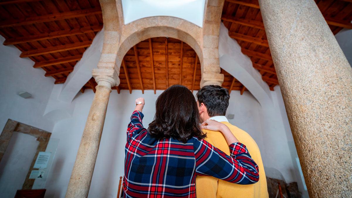 Ntra. Sra. de Rocamador, Calle Rocamador, 1, 10500 Valencia de Alcántara, Cáceres
